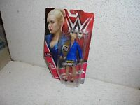 Wwe Lana Sealed Mattel Action Figure 2015 Diva Rare Chase With Title Belt