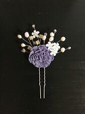 Traditional Korean Wedding Hair pin stick Accessory Hand made US Seller