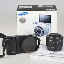 Samsung nx 3300 con ottica 20-50 mm II pari al nuovo by ilMacchia
