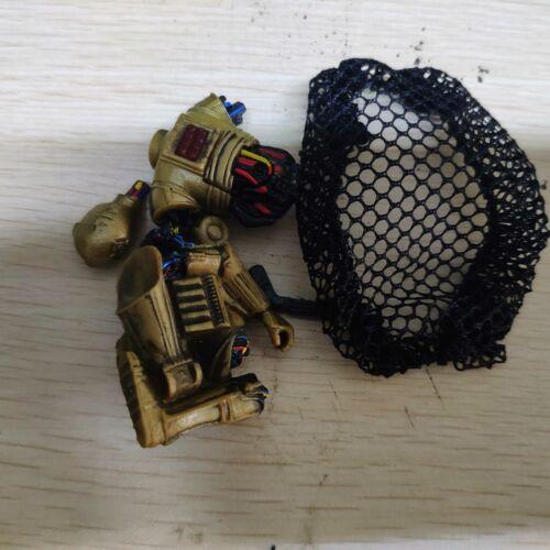 STAR WARS Clone Wars c3po droids broken 3.75/'/' toy Stormtrooper Gun