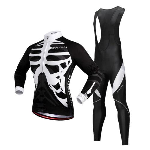 Respirant Maillot de cyclisme Bib Pants Set Séchage Rapide Vélo de route shirt Collants Kit