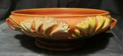 ART POTTERY COMPOTE Bowl