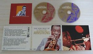 2-CD-DIGIPACK-THE-VERY-BEST-OF-LOUIS-ARMSTRONG-40-TITRES-1998-DONT-2-INEDITS