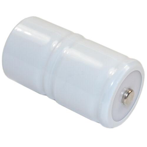 2 X HQRP Batterien für TIF8800 TIF8806 TIF8850 TIF8900-A Brennbare Gasmelder