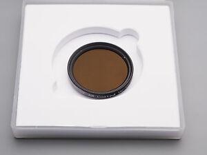 37mm REAL UV Anti-Reflective Coated Schott UG-11 glass UV photography Sun Damage