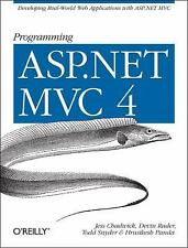 Programming ASP. NET MVC 4 : Developing Real-World Web Applications with ASP....