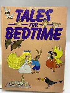 Tales for Bedtime Gabriela Dubska 1980's Children's book