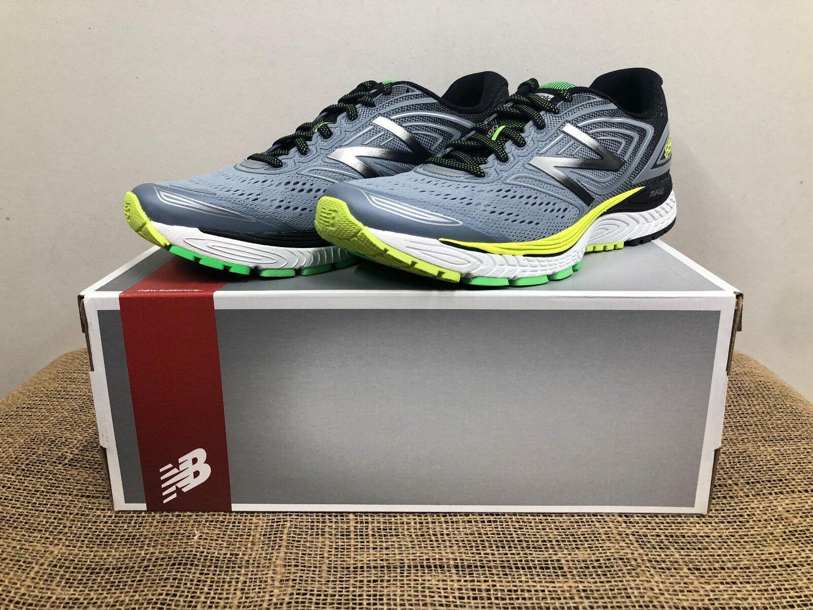 NIB New Balance M880GY7 Men's Running Grey Shoe