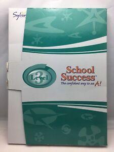 Sylvan-School-Success-Level-3-Educational-Learning-Textbook-CD-amp-Workbook