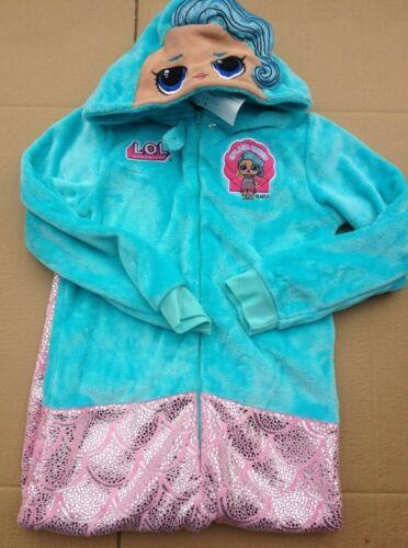 LOL Surprise Size 7-10 Medium Girl/'s one piece official suit splash queen