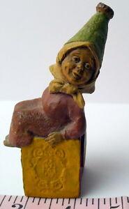 JOY-O-Gnome-Tom-Clark-Gnomes-1989-Certificate-of-Authenticity