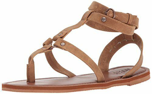 Roxy Sandale- Damenschuhe Soria Flat Sandale- Roxy Pick SZ/Farbe. 4f0358