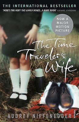 The Time Traveler's Wife  Audrey Niffenegger Book