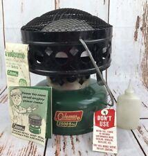 Vtg Coleman Catalytic Heater 512-700 3500 BTU C&ing Tent u0026 Box & Vintage 1966 Coleman 512-700 3500btu Catalytic Heater | eBay