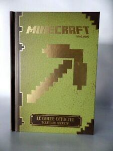 Details About Livre New Minecraft The Guide Official For Very Maker Shed Getting Started
