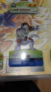 dragon-ball-lamincards-edibas-italia-serie-oro-n-75