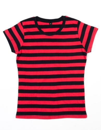 T-shirt Femmes à la mode rayéMantis