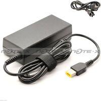 Chargeur Pour Véritable Lenovo Thinkpad X1 Carbone 3444-55u 20v 4.5a Ordinateur