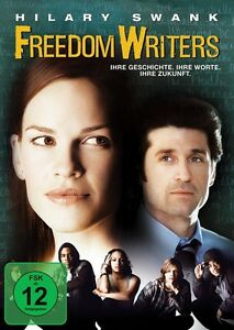 Patrick-Glenn-Scott-Staunton-Imelda-Dempsey-Freedom-Writers-DVD-NUOVO-LaGravenese