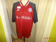 "FC Bayern München Original Adidas Heim Trikot 2002/03 ""-T---Mobile-"""" Gr.XL"