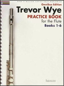 Trevor-Wye-Practice-Book-For-Flute-Books-1-6-Complet-Omnibus-Edition-Music-Book