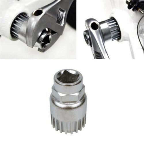 4PCS Mountain Bicycle Repair Tool Bike Crank Wheel Puller Pedal Remover Tool Set