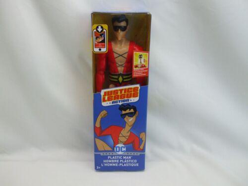 DC Comics Justice League Action Plastic Man 12/'/' Action Figure