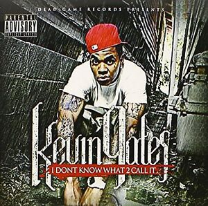 Details about Kevin Gates - I Don't Know What to Call It [New CD] Explicit