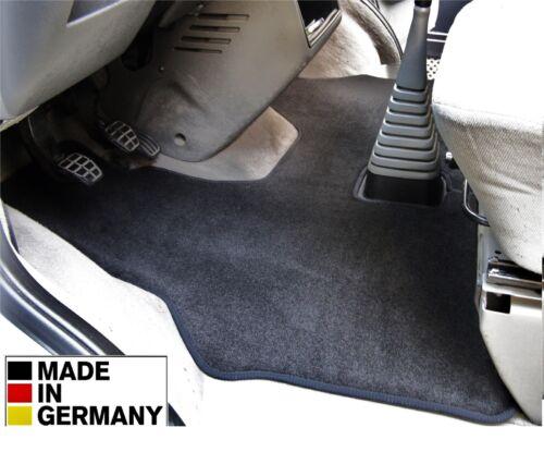 Tappetino VW t4 2x SEDILE ANTERIORE CAMBIO Alto Flor-TAPPETO ANTRACITE SLB