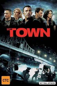 The-Town-4K-UHD-Blu-ray-UV-BLU-RAY-NEW