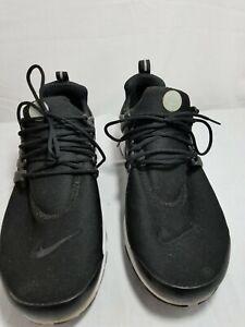 Nike-Air-Presto-Essential-Sz-13-Black-White-848187-009-RARE