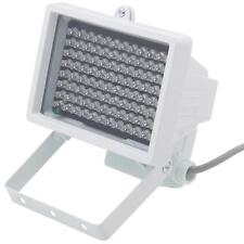 96LED 12V Night Vision IR Infrared Illuminator Light Lamp White for CCTV Camera