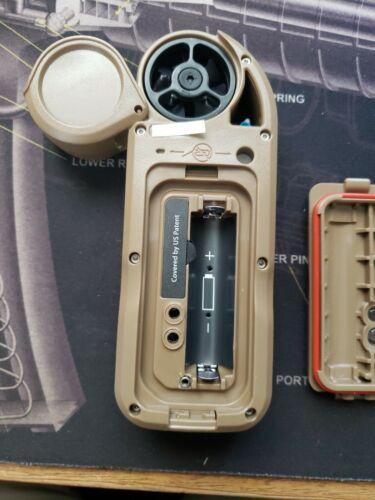 Kestrel 5500 Weather /& Environmental Meter PN# 0855TAN Dealer DESERT TAN