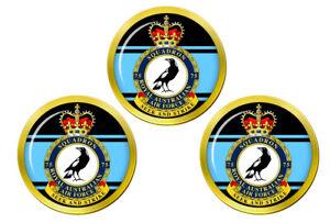 75-Squadron-Raaf-Royal-Australien-Air-Force-Marqueurs-de-Balles-de-Golf