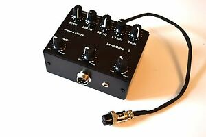 5 Band Microphone Equalizer for radio FT-450 FT-817 FT-857 FT-897 FT-900 FT-991