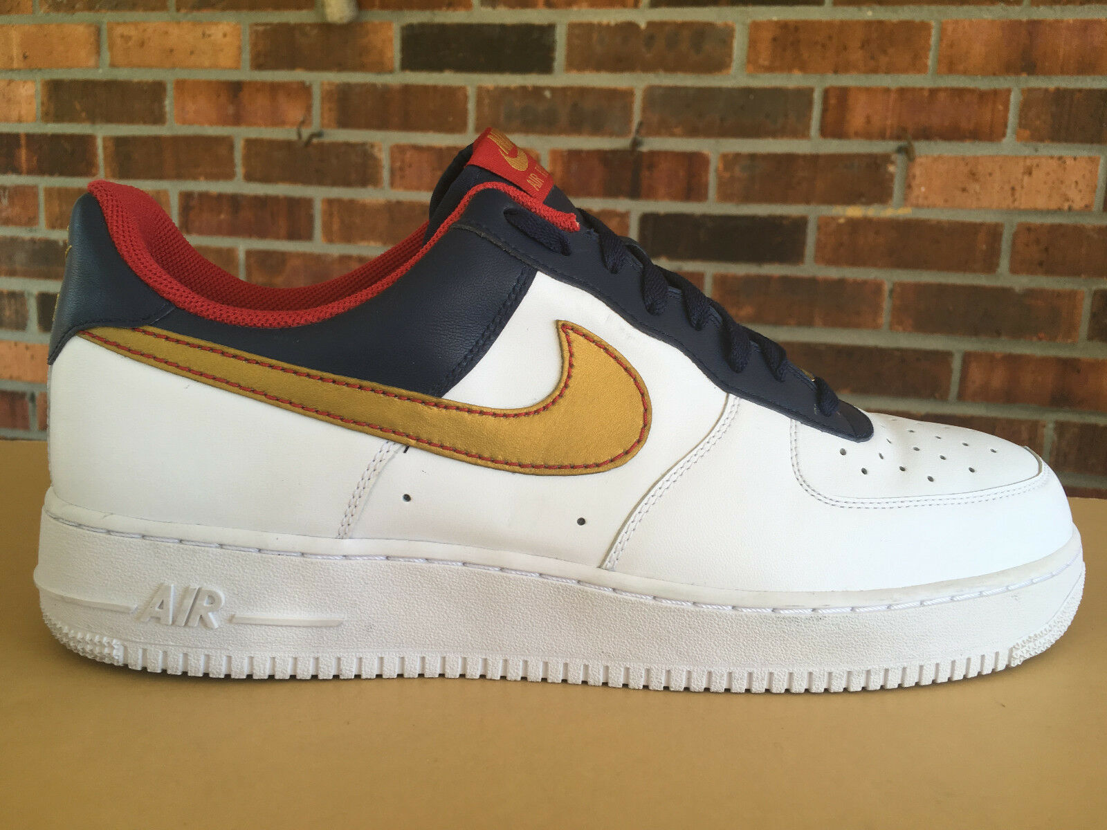 Nike Air Force 1 Charles Barkley Barcelona Olympics Sz 14 317295-171     W54(10)