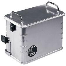 Hepco & Becker Alu Standard Aluminum Motorcycle Panniers 40 Liter Side Case Set
