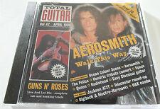 Total Guitar / Volume 42 / April 1998 /Aerosmith (CD Album) Used Very Good