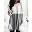 Women-Long-Sleeve-Crew-Neck-T-shirt-Loose-Casual-Pocket-Tunic-Lot-Tops-Plus-Size thumbnail 17