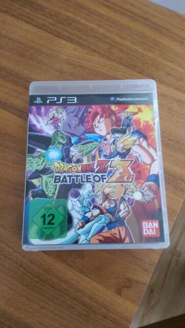 Dragon Ball Z: Battle of Z - Sony Playstation 3 PS3 in OVP