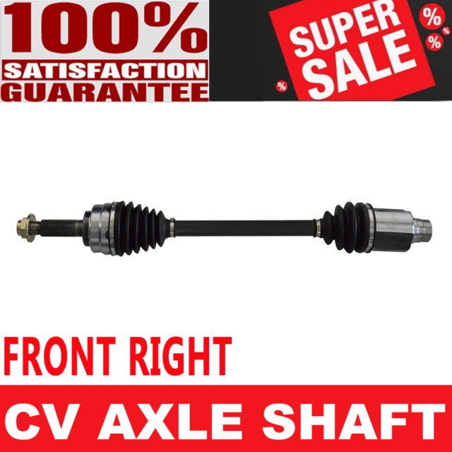 FRONT RIGHT CV Axle Drive Shaft For ACURA MDX 10-13 ACURA