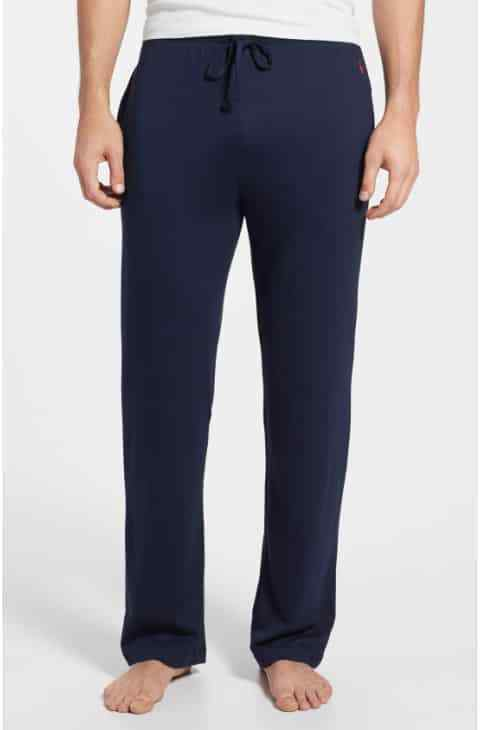 Polo Ralph Lauren Blau French Rib Sweatpants 3XLT 3XL Tall w/ Pony Logo