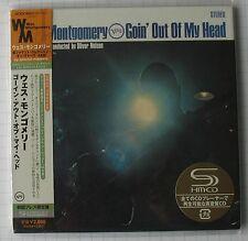 WES MONTGOMERY - Goin' Out Of My Head JAPAN SHM MINI LP CD OBI NEU! UCCV-9354