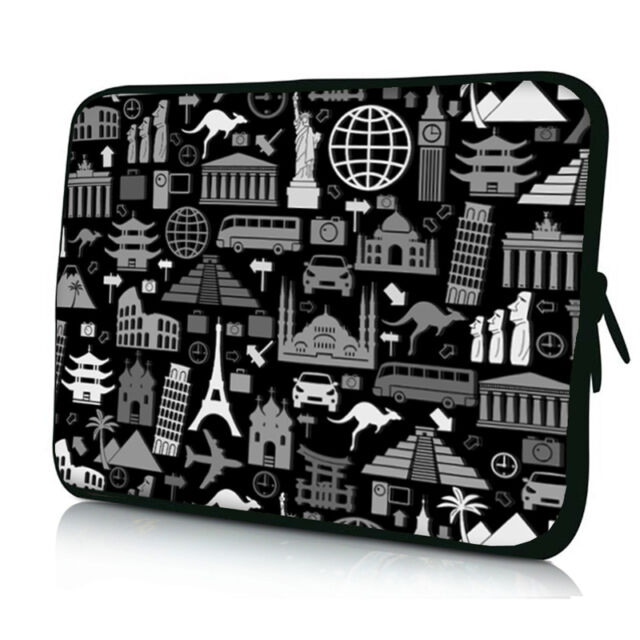 """Kangaroo 13"""" 13.3"""" Laptop Sleeve Bag Case Cover Pouch For Apple Macbook Pro,Air"""