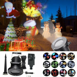 Moving-LED-Laser-Projector-Light-Landscape-IP65-Outdoor-Xmas-Party-Garden-Lamp