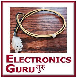 4 pin speaker high level input plug harness rockford fosgate amp image is loading 4 pin speaker high level input plug harness