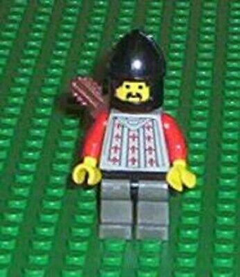 Lego Mini Figure Castle Full Helmet - cas468 Dragon Knight