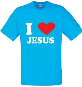 I Love Heart Jesus T-Shirt