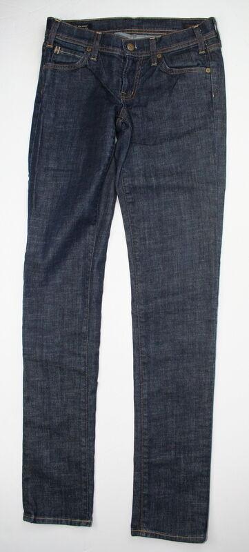 Citizens Of Humanity Dark Wash Denim Avedon Stretch Skinny Leg Jeans 26