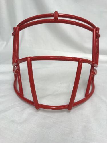 Riddell SPEED S2EG-SW-SP Adult Football Facemask In Scarlet.